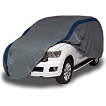 Duck Covers A3SUV162 Weather Defender SUV Cover for Jeep Wrangler/SUVs Equivalent Up to 13' 6""