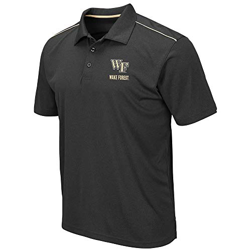 Used, Mens Wake Forest Demon Deacons Eagle Short Sleeve Polo for sale  Delivered anywhere in USA