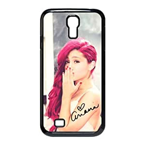 Customize American Famous Singer Ariana Grande Back Case for Samsung Galaxy S4 I9500 JNS4-1695