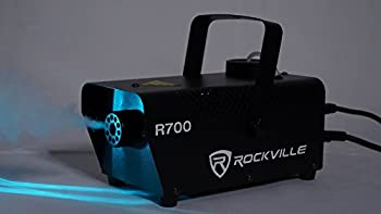 Rockville R700 Fogsmoke Machine Wremote Quick Heatup, Thick Fog! 5