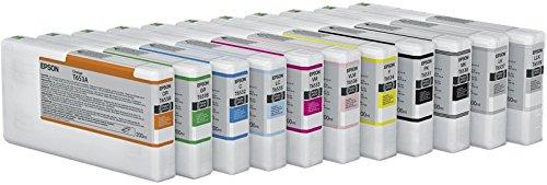 Epson UltraChrome HDR Ink Cartridge - 200ml Light Cyan (T653500)