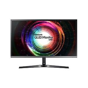 "Samsung UH750 31.5"" Screen LED-lit Monitor (LU32H750UMNXZA)"