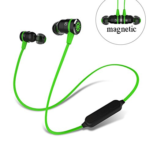Bluetooth Headphones%EF%BC%8CMagnet Attraction Hands Free Microphone product image