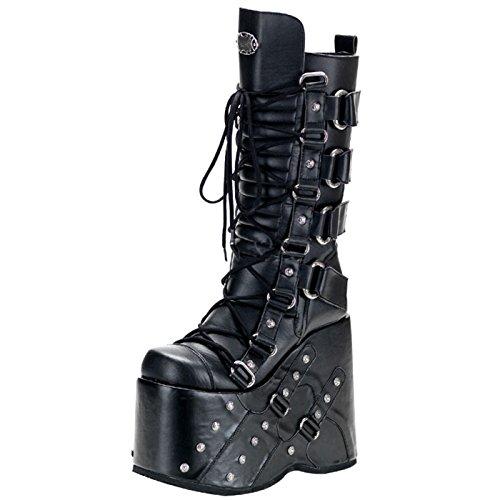 Demonia - Defining Alternative Footware, Bottes pour Femme