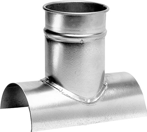 """Nordfab Ducting 3224-0605-100000 QF Tap In 6""""X5"""", 6"""" dia,..."""