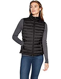 Women's Lightweight Water-Resistant Packable Puffer Vest