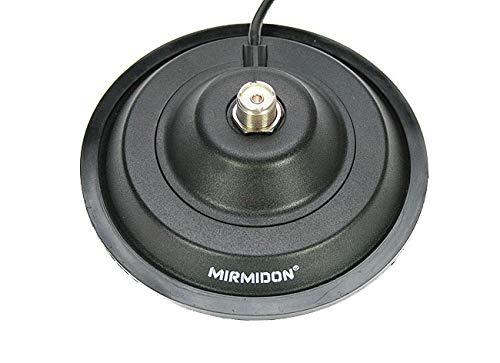 RG-58 PL259 4,5 MTS MIRMIDON BM150 Base magn/ética 15 cm