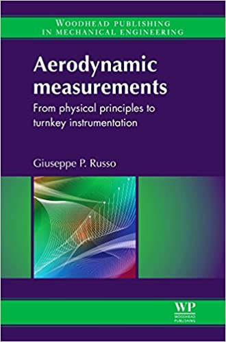 Aerodynamic Measurements: From Physical Principles to Turnkey Instrumentation (Woodhead Publishing in Mechanical Engineering)