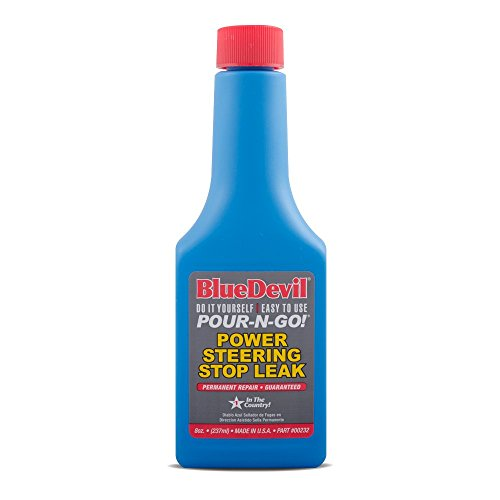 Blue Devil (00232-6PK) Power Steering Stop Leak - 8 Ounce, (Pack of 6) (Blue Devil Stop Leak For Power Steering)