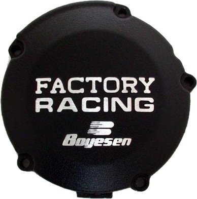 Boyesen Factory Racing Ignition Cover - KAWI KX 125 1992 - 2002