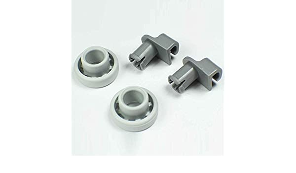 Genuine Bosch Dishwasher Upper Basket Wheels 424717: Amazon.es: Hogar
