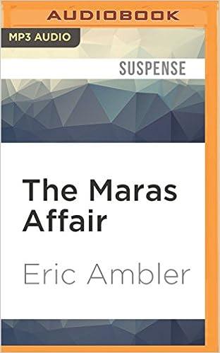The Maras Affair