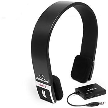 3d75af8758f Tv Listener J3 Rechargeable Wireless Headphones for Tv Listening System  30%OFF
