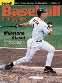 Beckett Baseball #182 May 2000 Cal Ripken Jr. Cover