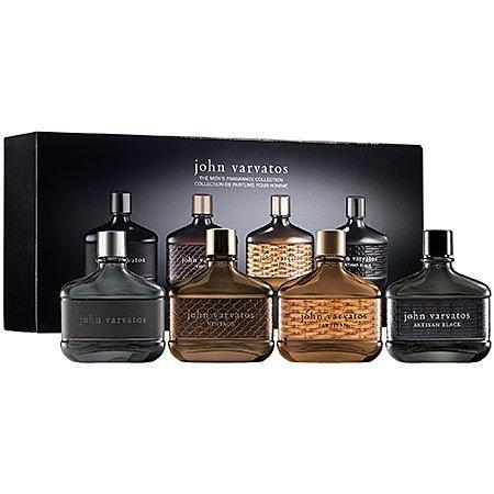 Amazon.com : JOHN VARVATOS THE MEN'S FRAGRANCE COLLECTION 4 Piece ...