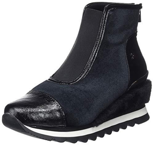 Gioseppo Hi Black 46063 Slippers p Black Top Women's 46063 p r6r4H