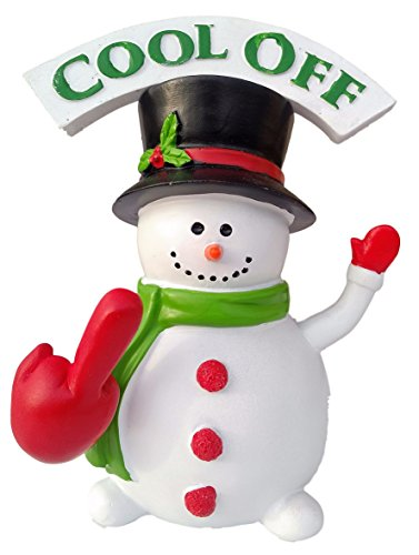 New Funny Christmas SnowMan