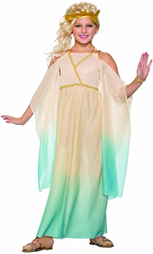 Forum Novelties Kids Lovely Goddess Costume, Multicolor, Large]()