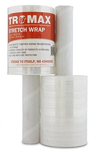 Tromax (2-PACK) Stretch Wrap 5