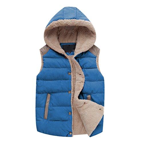 Cropped Fur Vest - 9