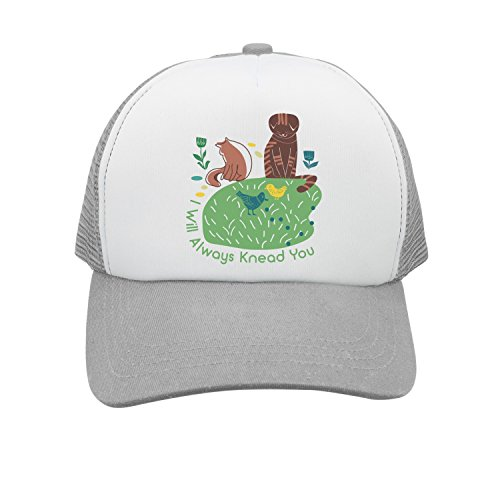 Grey Fox Urine - Maloery Rorry Unisex Cute Fox Cats Mesh Baseball Caps Low Profile Bump Hats