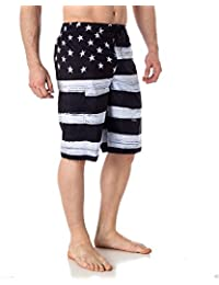 Best American Flag Boardshort
