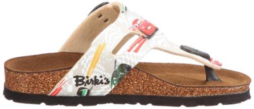 Birki Milos 267403 - Sandalias para niña Gris