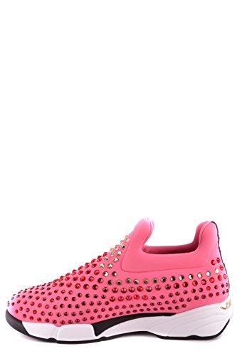 Pinko Sneakers Slip Tessuto Mcbi242225o Rosa On Donna r0r4w