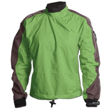 Kokatat Women's Tropos Super Breeze Paddling Jacket-Apple-02M