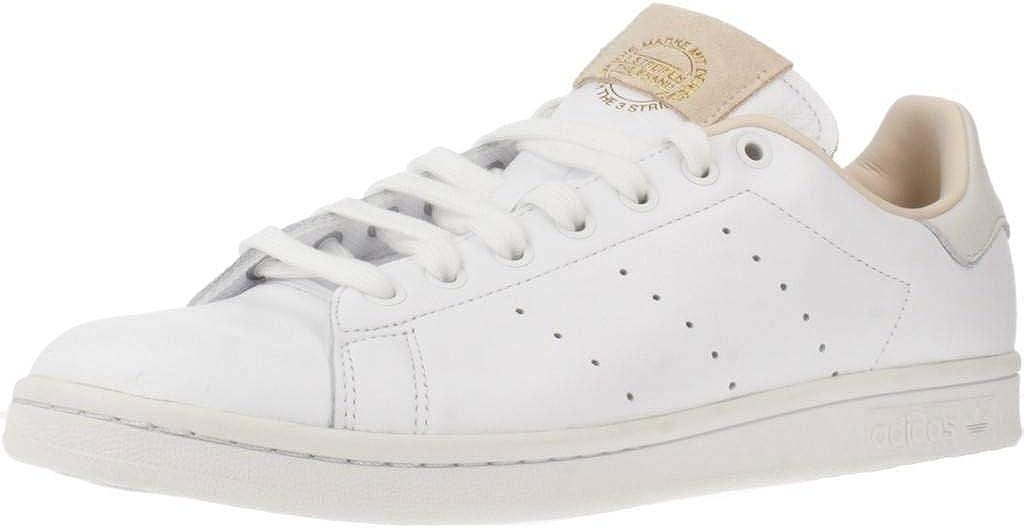 adidas Originals Herren Stan Smith Laufschuhe, Weiß Blanc