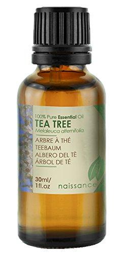 Teebaumöl - 100% naturreines ätherisches Öl - 30ml