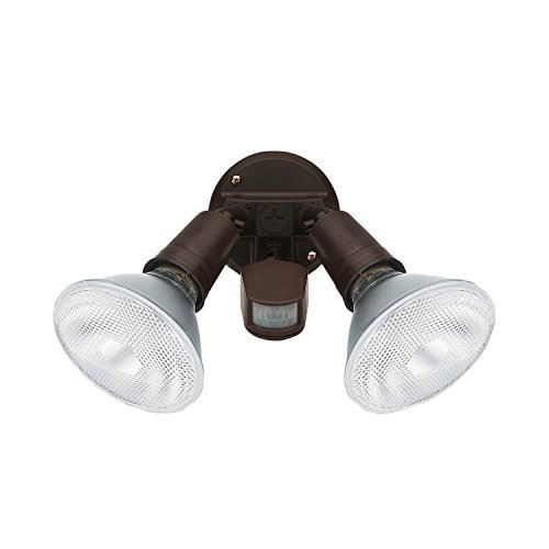 Motion Sensor Flood Light Socket in US - 9