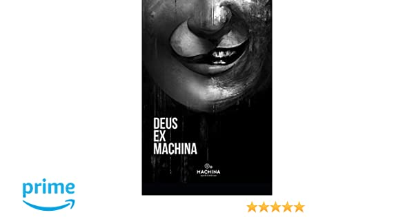 Amazon.com: Deus Ex Machina: Haeresis (Spanish Edition) (9781983350078): Joaquín Izquierdo, Ricard Cendra, Diana Ridaura, Pilar Carretón: Books