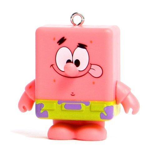 "SpongeBob Patrick 1.5"" Vinyl Collectible Keychain"