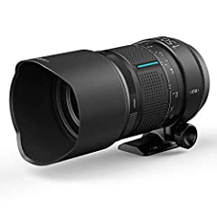 The Irix Dragonfly 150mm f/2.8 Macro 1:1 Lens is ideal for close-up shooting. The Irix 150mm Macro Lens is a modern and versatile macro telephoto prime lens designed for full-frame high-resolution DSLR cameras. Featuring an incredibly ...