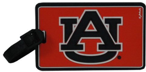 Game Day Outfitters 1937907 Auburn - Luggage Tag PVC - Case of 144 by Game Day Outfitters