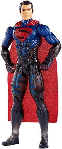 DC Justice League Stealth Suit Superman Figure