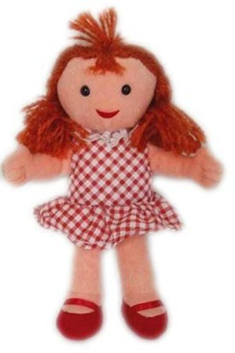 Misfit Doll Rudolph The Red Nose Reindeer Bean Bag Plush Toy 8