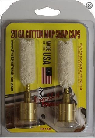 - Pro Shot 20 Gauge Snap Caps