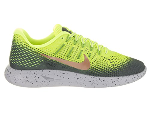Nike Herren 849568-700 Trail Runnins Sneakers schwarz/fluo gelb