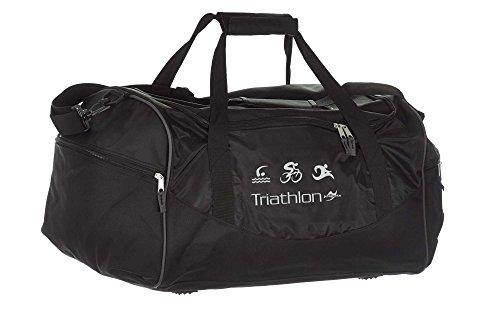 Tasche Team QS70 schwarz Triathlon