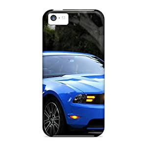Hot Tpye Ford Mustang Gt Case Cover For Iphone 5c