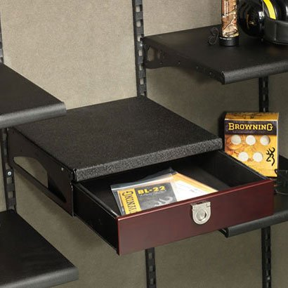 Browning AXIS Drawer - 154104 - Sturdy Drawer Is Perfect For Items That Need To Be Separated - Awesome Way To Customize Interior Of Your Safe