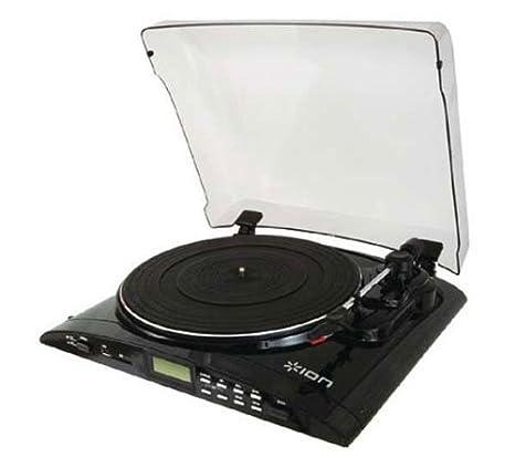 Tocadiscos Proflash + Kit de limpieza para discos de vinilo ...