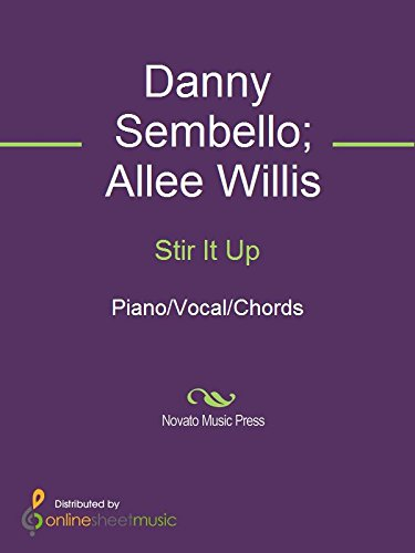 Stir It Up Kindle Edition By Allee Willis Danny Sembello Patti