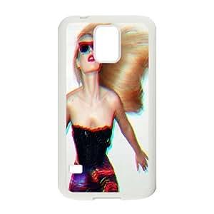 Yearinspace Iggy Azalea Samsung Galaxy S5 Cases Antislip Iggy Azalea Phantom, Iggy Azalea Cell Phone Case for Samsung Galaxy S5 Mini [White]