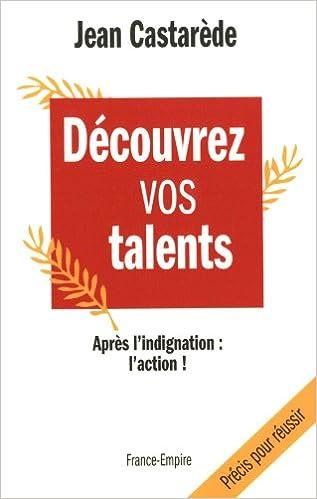 En ligne téléchargement DECOUVREZ VOS TALENTS PT PRECI pdf ebook