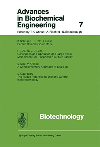 Biotechnology (Advances in Biochemical Engineering/Biotechnology)