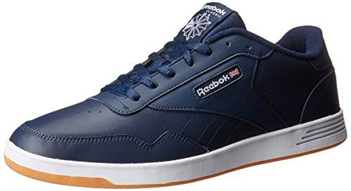 Reebok Mens Club Memt Classic Sneaker Collegiate Navy/White GrCrtD