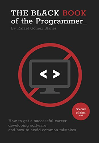 How To Be Black Book >> The Black Book Of The Programmer How To Develop A